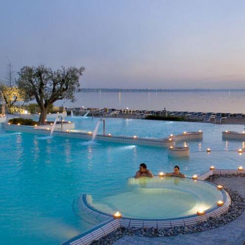Lago Di Garda Hotel Con Piscina Termale